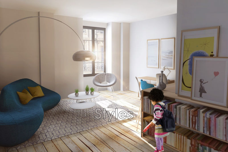 Photo Appartement Montpellier   achat appartement  2 pièces   44m²