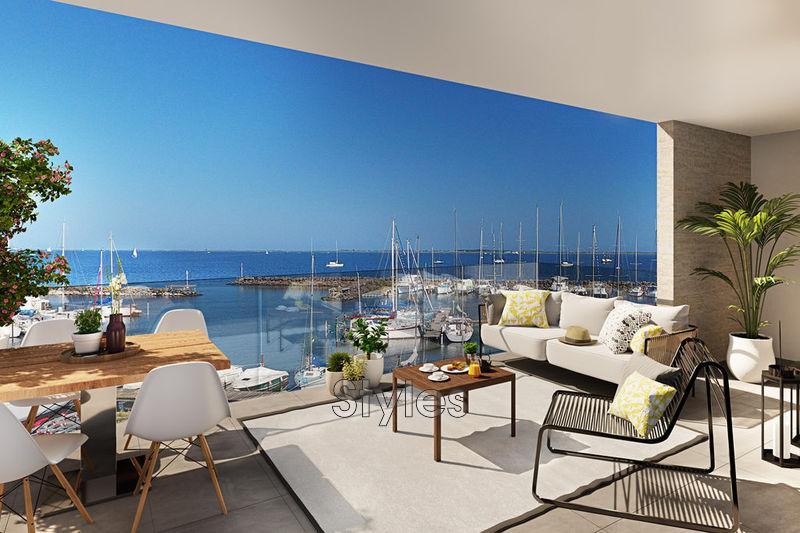 Photo Appartement Sète   achat appartement  4 pièces   107m²