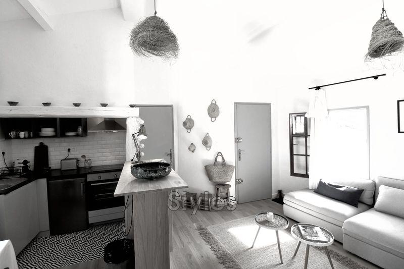 Photo Appartement Uzès   achat appartement  3 pièces   47m²