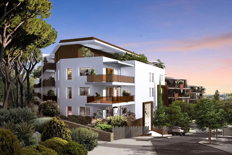 Photo n°1 - Vente appartement Montpellier 34000 - 555 000 €