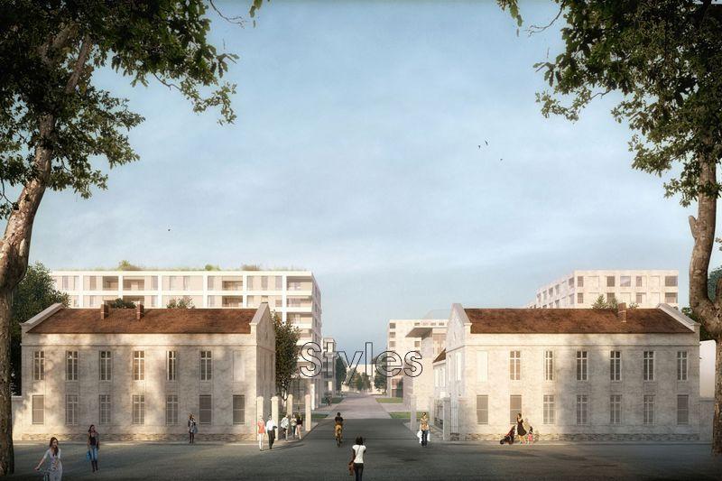 Photo Appartement Montpellier   achat appartement  4 pièces   101m²