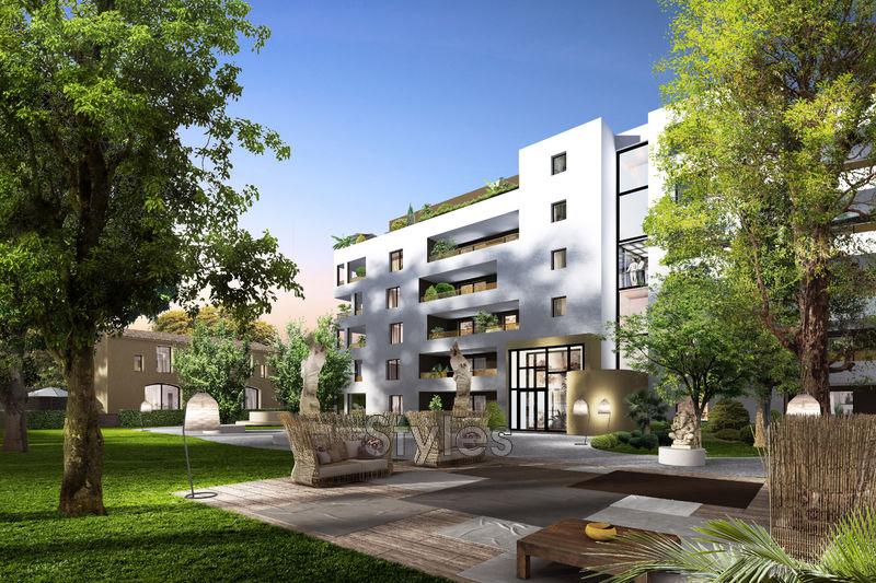 Photo Appartement Montpellier   achat appartement  3 pièces   75m²