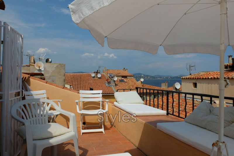 Photo Maison de village Saint-Tropez   achat maison de village  3 chambres   145 m²