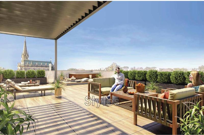 Photo Appartement Montpellier Centre-ville,   achat appartement  4 pièces   97m²