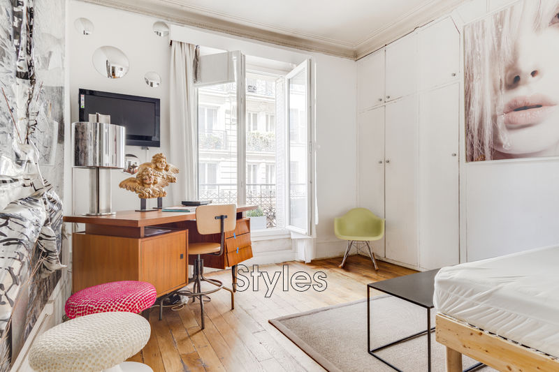 Photo Appartement Paris   achat appartement  3 pièces   59 m²