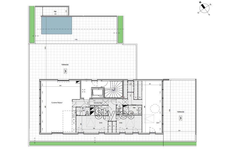 Photo n°3 - Vente appartement Sète 34200 - 954 000 €