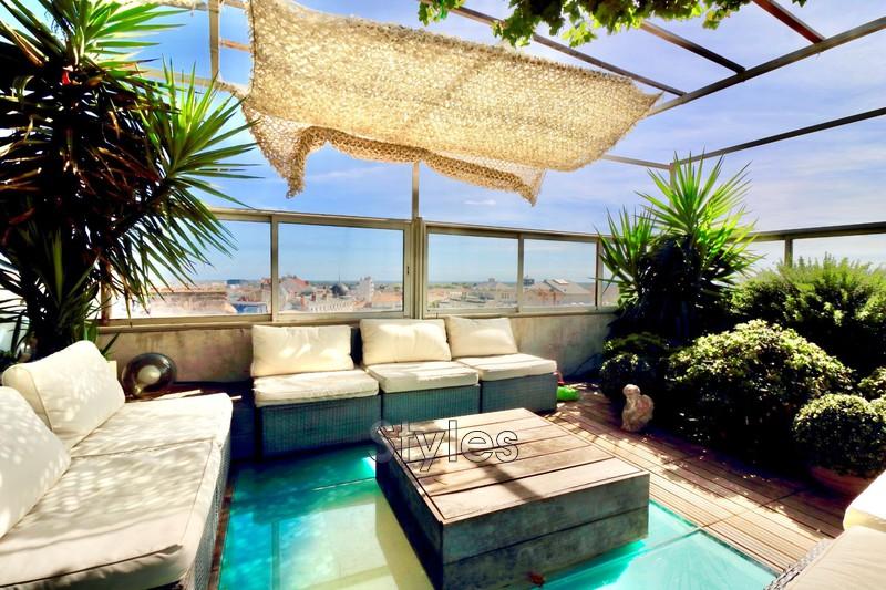 Photo Appartement Montpellier   achat appartement  4 pièces   136m²