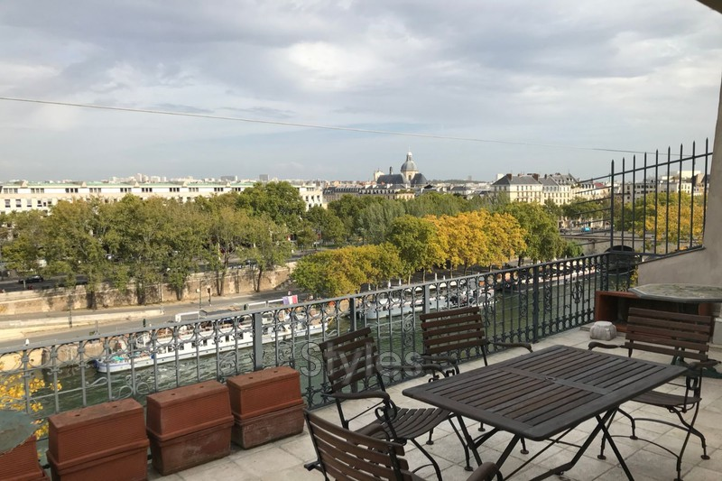 Photo Appartement Paris   achat appartement  4 pièces   126 m²
