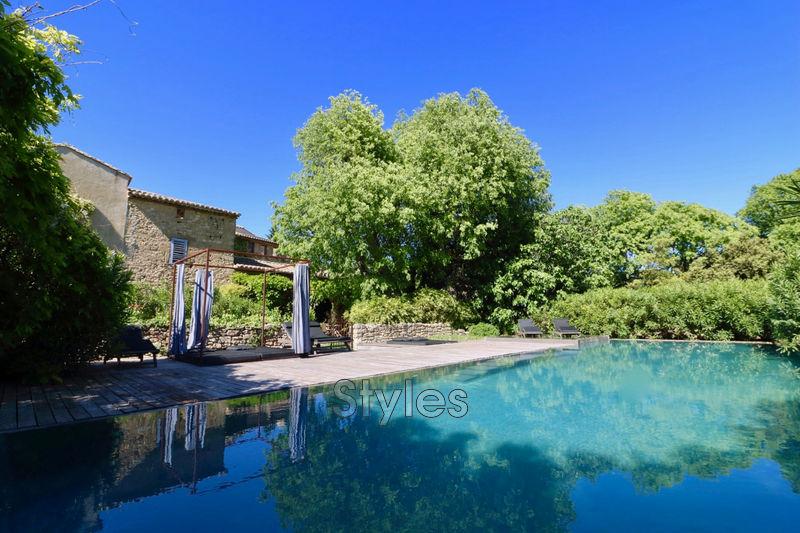 Photo Maison de village Uzès   achat maison de village  8 chambres   700m²