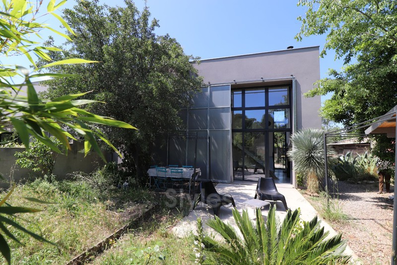 Photo Maison contemporaine Montpellier   achat maison contemporaine  3 chambres   85 m²