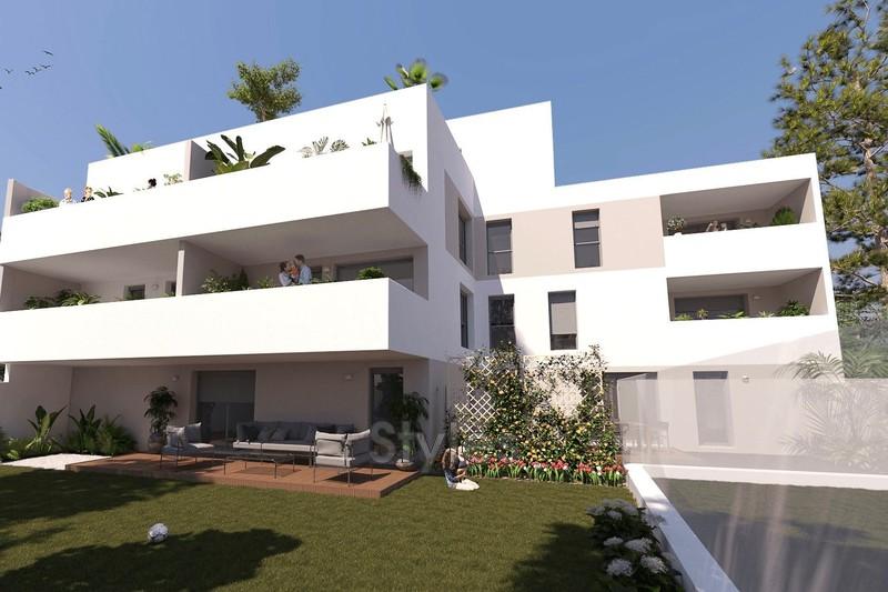 Photo Appartement Castelnau-le-Lez   achat appartement  3 pièces   55m²
