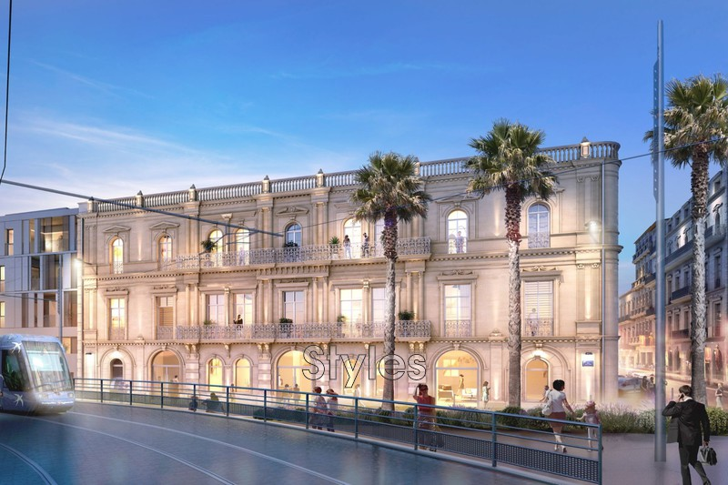 Photo Appartement Montpellier   achat appartement  3 pièces   65m²