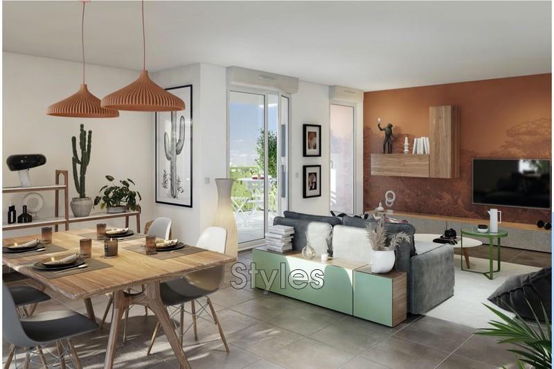 Photo n°3 - Vente appartement Montpellier 34000 - 236 000 €