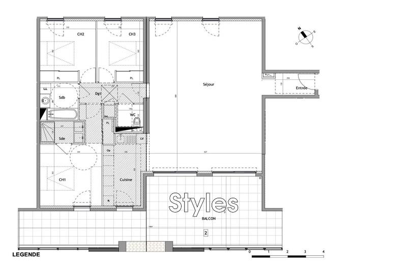 Photo n°3 - Vente appartement Sète 34200 - 629 000 €