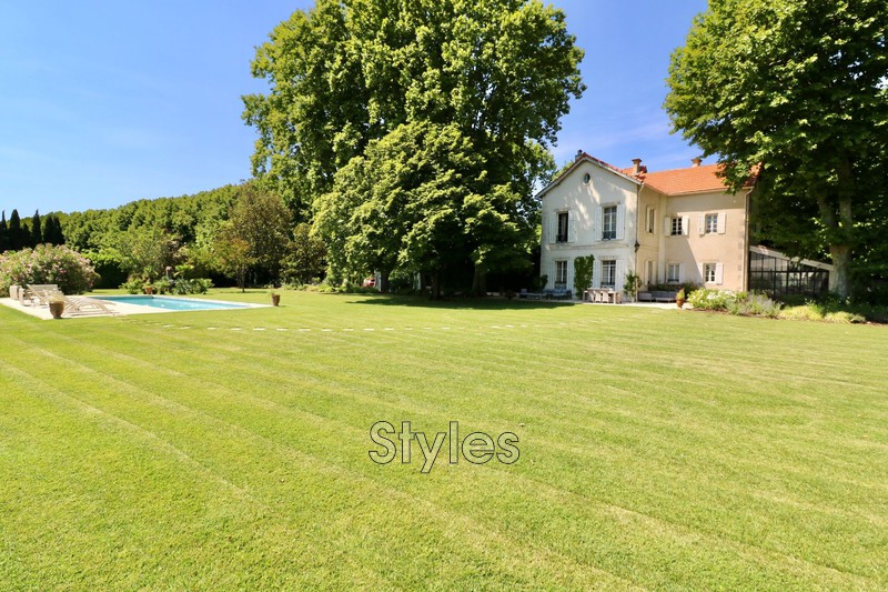 Photo Mas Saint-Rémy-de-Provence   to buy mas  6 bedrooms   250 m²