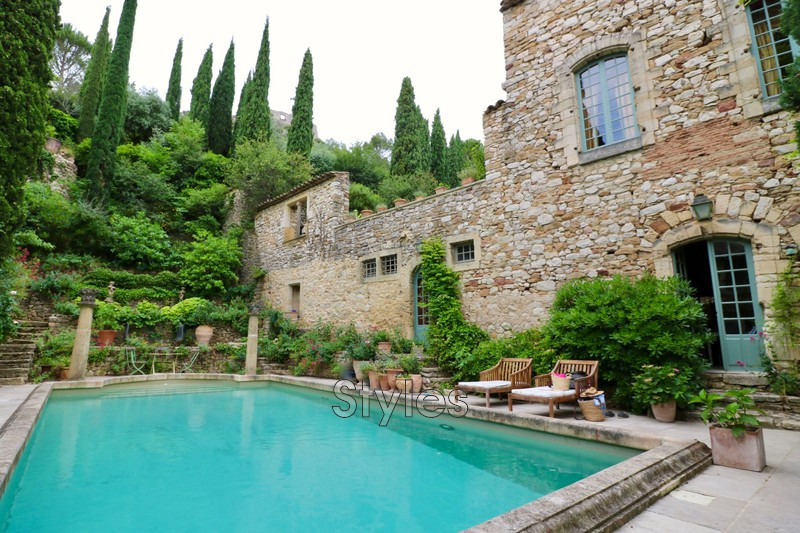 Photo Castle Uzès   to buy castle  11 bedrooms   800 m²