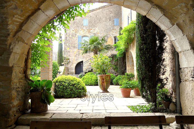 Photo Mas Uzès   achat mas  6 chambres   480m²