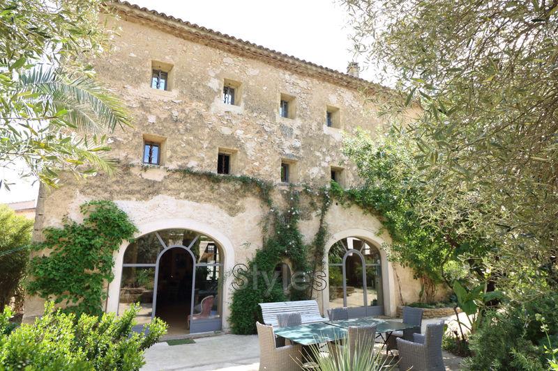 Photo Maison de village / ville Uzès   achat maison de village / ville  7 chambres   390m²