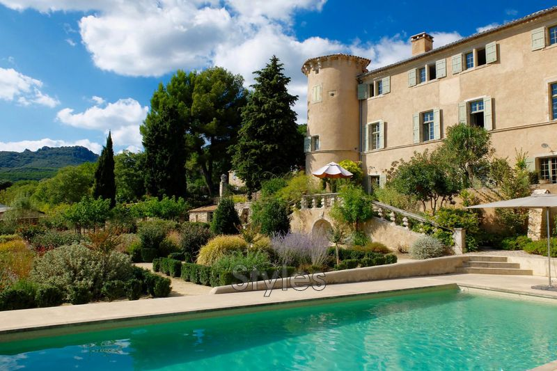 Photo Château Montpellier   achat château  8 chambres   700m²