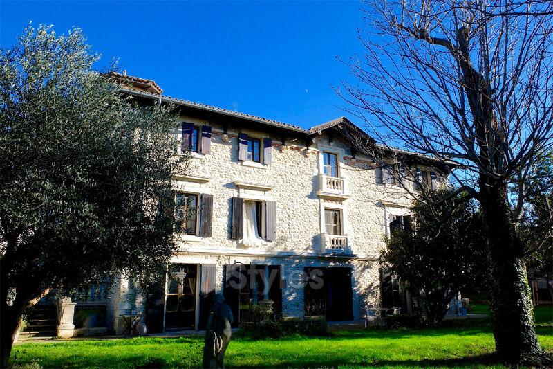 Photo Maison de maître Montpellier   achat maison de maître  10 chambres   434m²