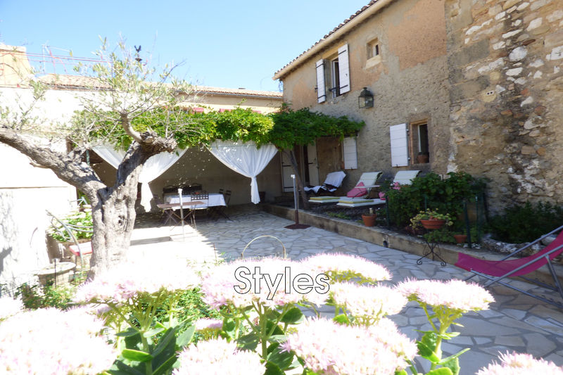 Photo Mas / country houses Uzès   to buy mas / country houses  3 bedrooms   150 m²