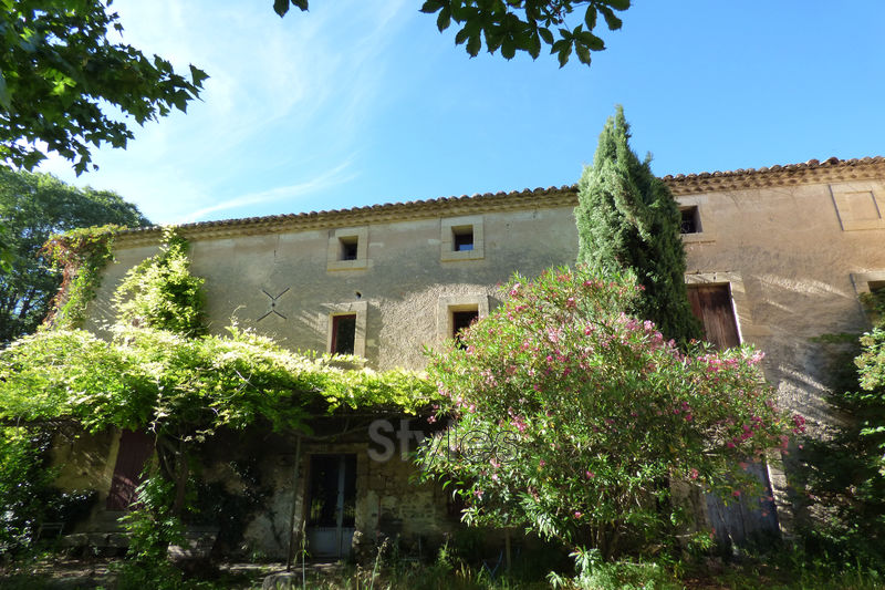 Photo Mas / country houses Uzès   to buy mas / country houses  11 rooms   200m²