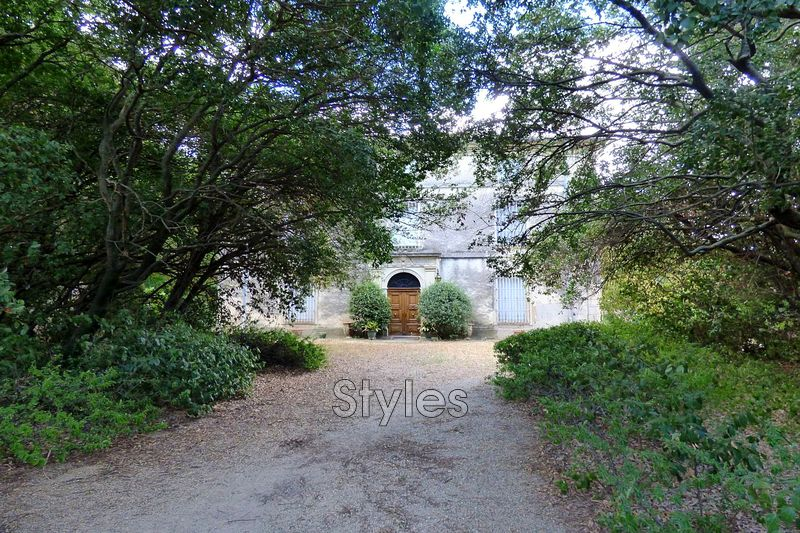 Photo Mas / country houses Uzès   to buy mas / country houses  7 bedrooms   377 m²