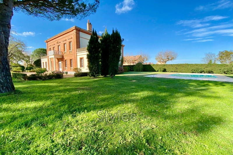 Photo Mansion Toulouse   to buy mansion  4 bedroom   400m²