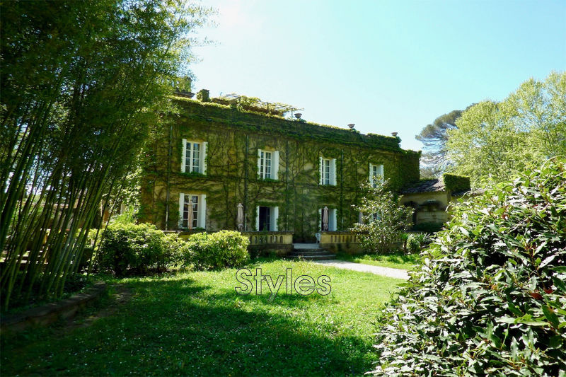 Photo Mas Uzès   to buy mas  7 bedrooms   450 m²
