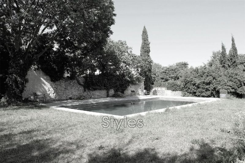 Photo Mas / country houses Uzès   to buy mas / country houses  5 bedrooms   295 m²