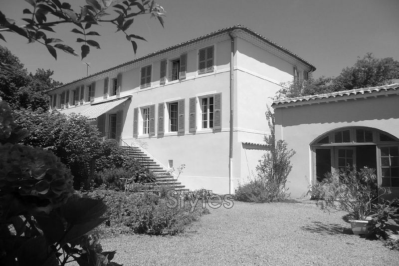 Photo Mas / country houses Valence   to buy mas / country houses  6 bedrooms   365 m²