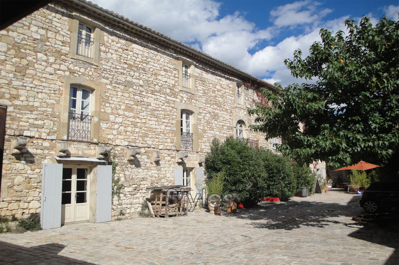 Photo House Uzès   to buy house  5 bedrooms   600m²