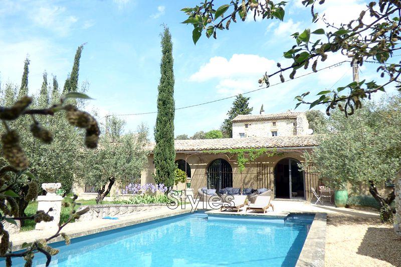 Photo Maison Uzès   achat maison  4 chambres   145m²