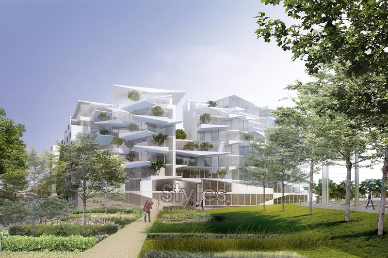 Photo Appartement Montpellier   achat appartement  4 pièces   118m²