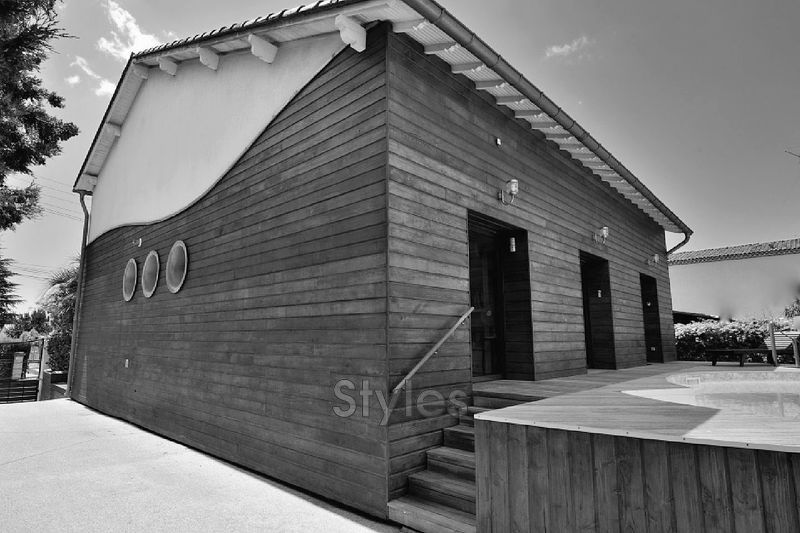 Photo Villa Montpellier   achat villa  5 chambres   200m²