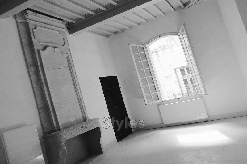 Photo Appartement Uzès   achat appartement  4 pièces   105m²