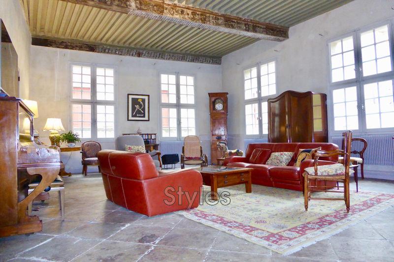 Photo Appartement Uzès   achat appartement  4 pièces   140m²