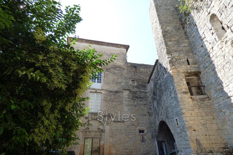 Photo Château Uzès   achat château  10 chambres   1560m²
