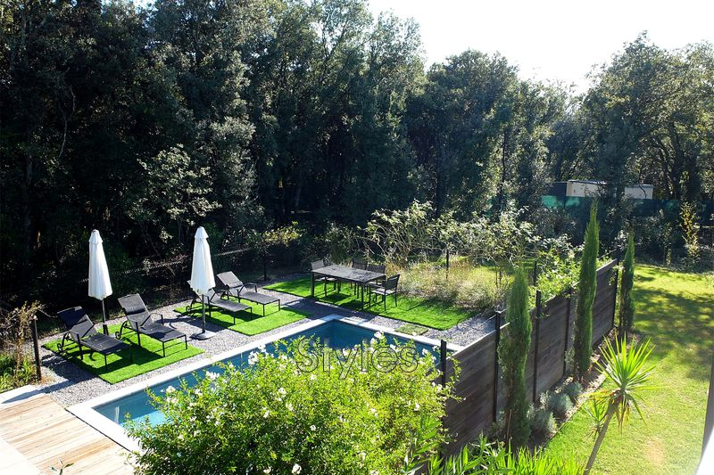 Photo Villa Uzès   achat villa  4 chambres   200m²