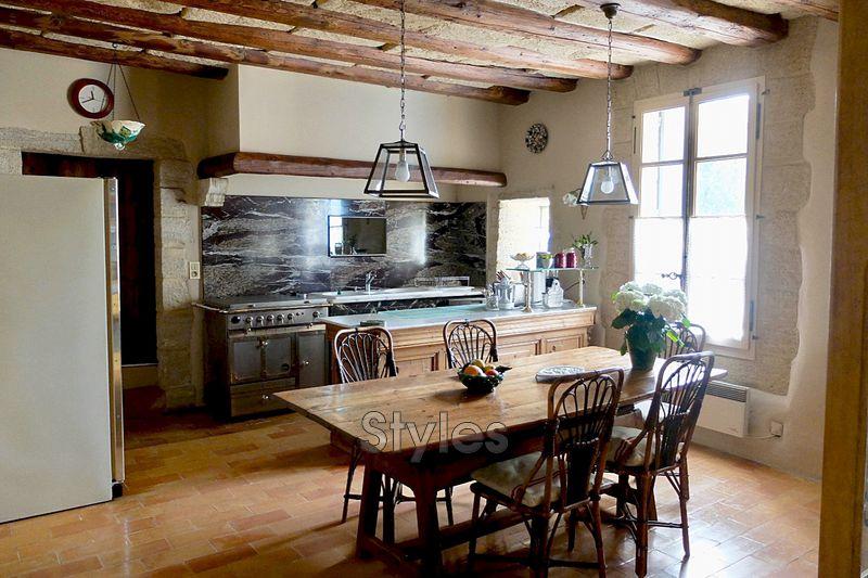 Photo n°4 - Vente maison de village Uzès 30700 - 650 000 €