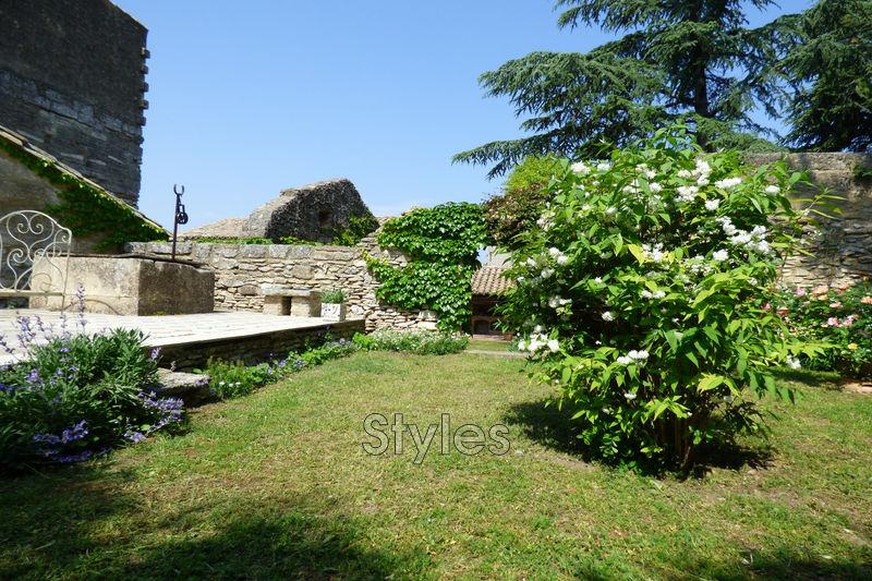 Photo n°3 - Vente maison de village Uzès 30700 - 650 000 €