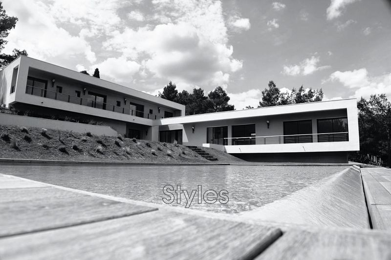 Photo Maison contemporaine Nîmes   achat maison contemporaine  4 chambres   230m²