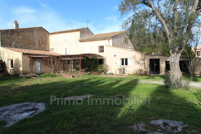 Photo Maison de campagne Grimaud Proximité village et mer,   to buy maison de campagne  5 bedrooms   400 m²