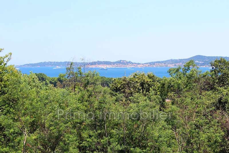 Photo Land Grimaud Proche plages,   to buy land   1909 m²