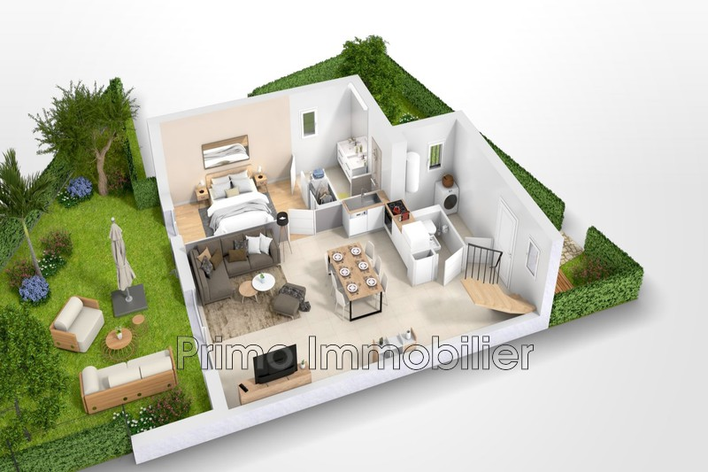 Photo n°2 - Vente maison Sainte-Maxime 83120 - 680 000 €