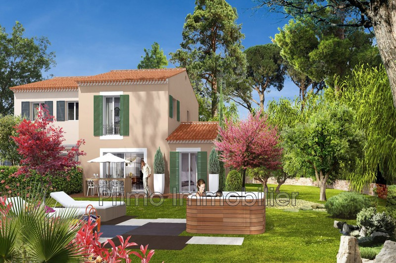 Photo House Sainte-Maxime Proche centre,   to buy house  4 bedrooms   98 m²