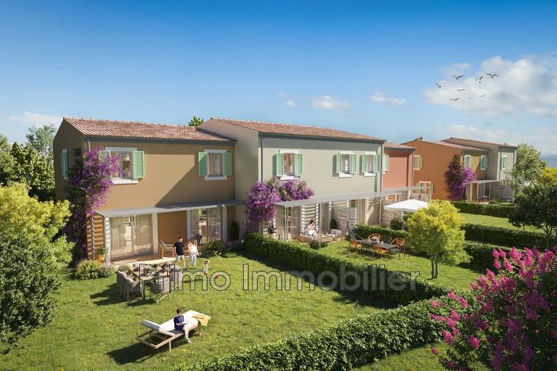 Photo House Grimaud Entre le village et la mer,   to buy house  4 bedrooms   110m²