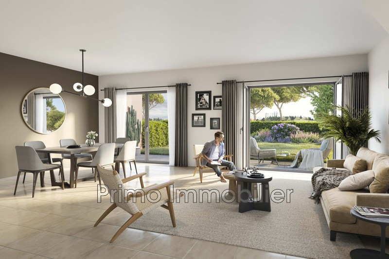Photo House Grimaud Entre la mer et le village,   to buy house  3 bedrooms   87 m²