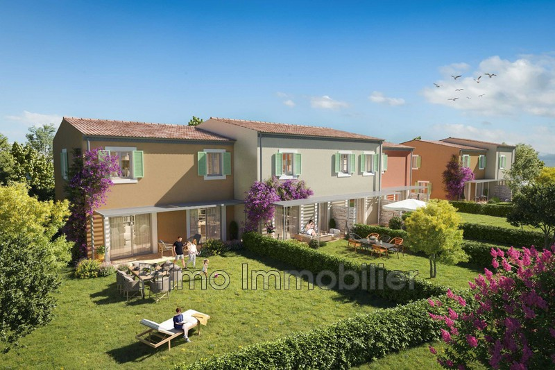 Photo House Grimaud Entre le village et la mer,   to buy house  3 bedrooms   101 m²