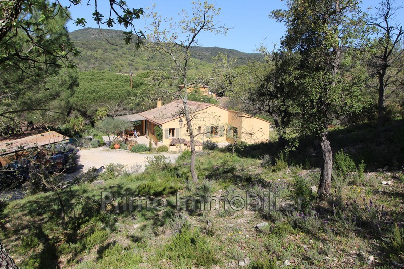 Photo House Grimaud Campagne,   to buy house  4 bedrooms   130 m²